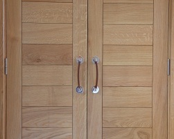 Suffolk Oak Doors for Wardrobe v1