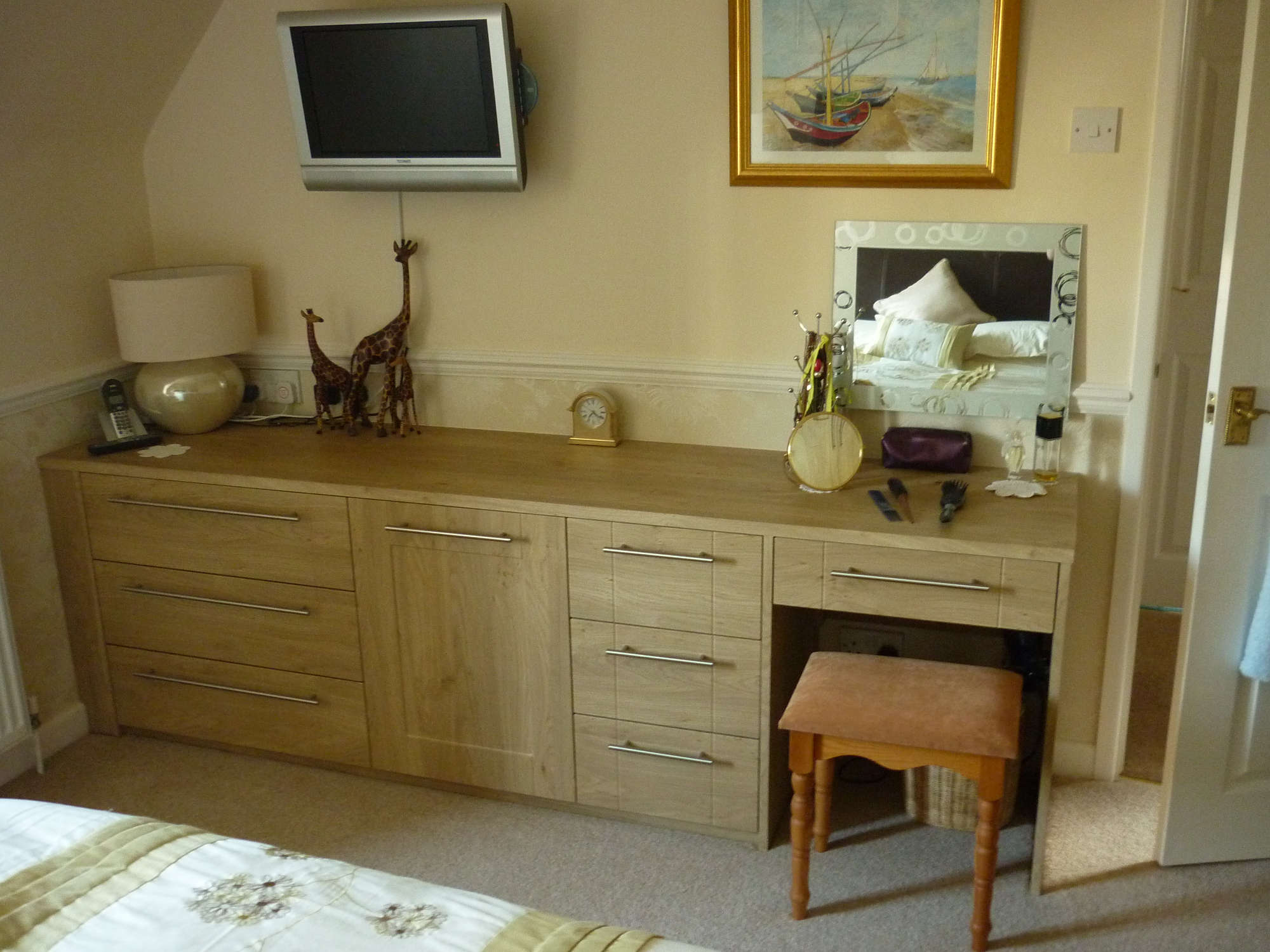 Handmade Bespoke Furniture From Pw Joinery Cabinet Makers