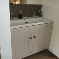 Bathroom Vanity unit Bespoke cabinatory